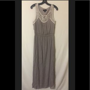AGB Sleeveless Boho Dress